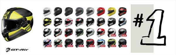 Casco SHOEI GT Air | Prueba a fondo by Kamal