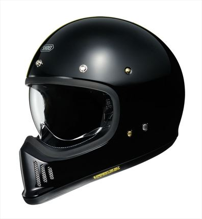 Casco SHOEI Ex-Zero Black | motónity