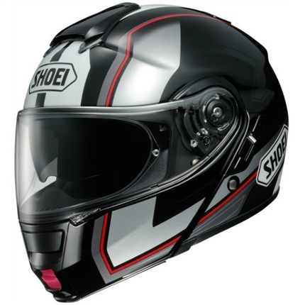 SHOEI Neotec Imminent TC-5 Gris - motónity