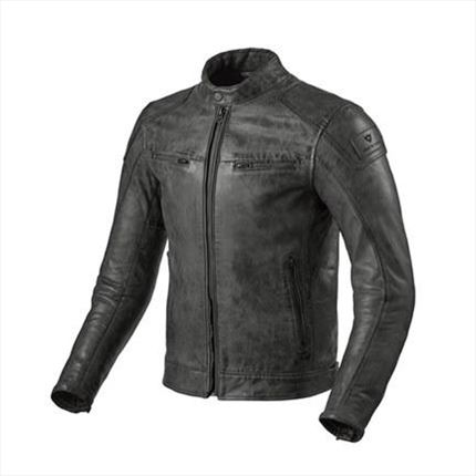 Chaqueta REVIT Huntington Antracita | motónity