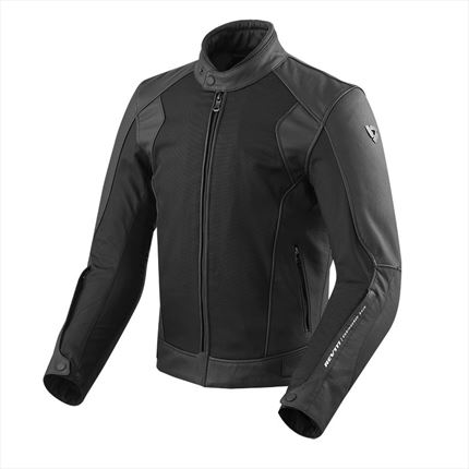 Chaqueta REVIT Ignition 3 Negro - motónity
