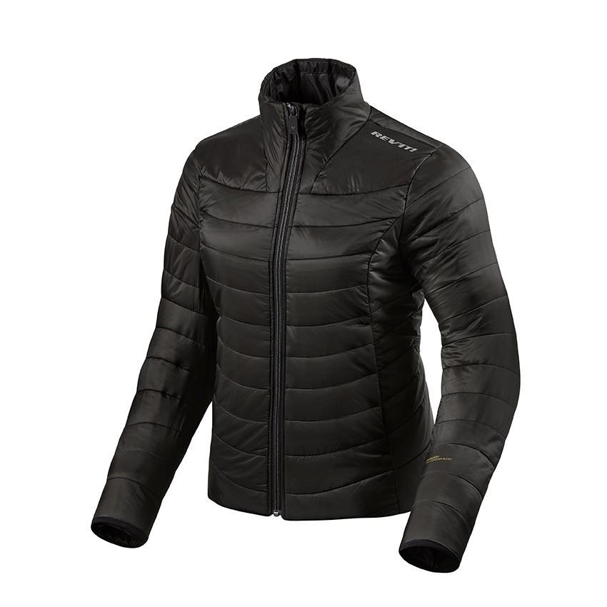 Chaqueta REVIT Solar 2 Negro Ladies