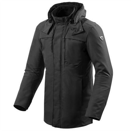 Chaqueta REVIT West End Negro