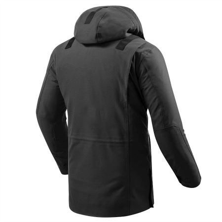 Chaqueta REVIT West End Negro (4)