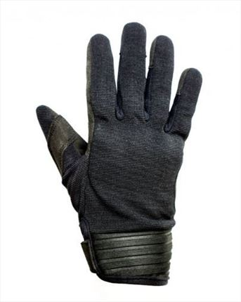 Guantes Helstons SIMPLE Mujer Negro